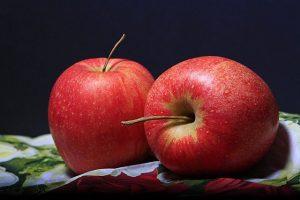りんご 腸ストレスに役立つデザート